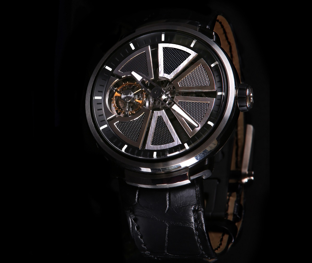 Fabergé Visionnaire Fake watch
